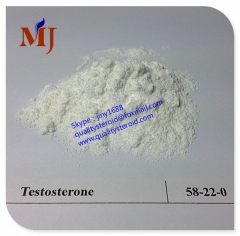 Testosterone base/no ester